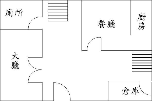 一樓平面圖