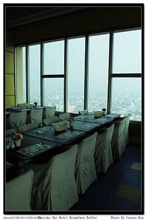Baiyoke Sky Hotel Breakfast Buffer