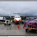 Bangkok Airways PG-216 Economy Class