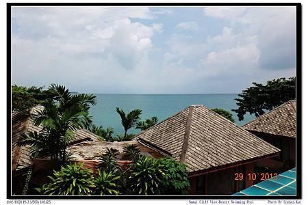 Samui Cliff View Resort Swimming Pool