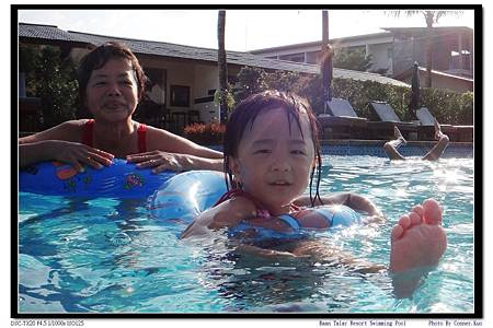 Baan Talay Resort Swimming Pool