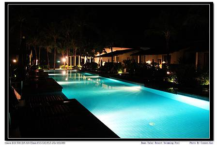 Baan Talay Resort Swimming Pool