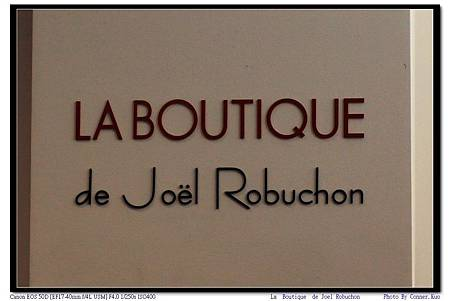 La Boutique de Joël Robuchon