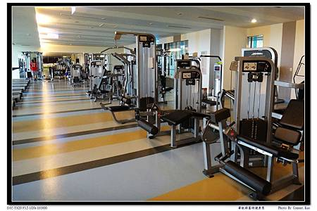 華航諾富特健身房