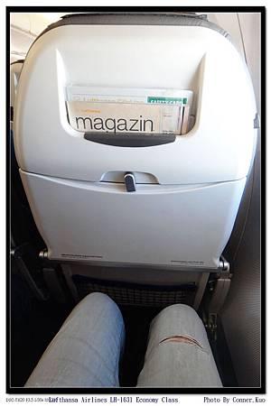 Lufthansa Airlines LH-1631 Economy Class