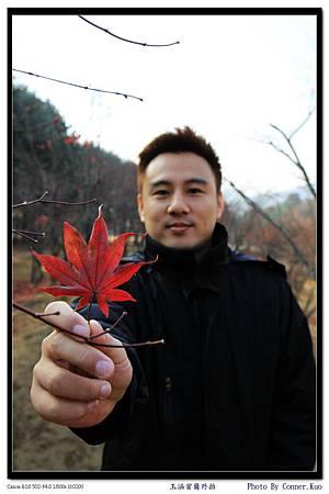 玉涵首爾外拍