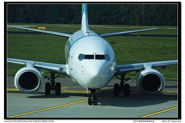 恩多芬國際機場飛機拍拍