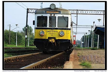Wroclaw Muchobor Station