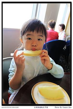 台場格蘭太平洋飯店早餐