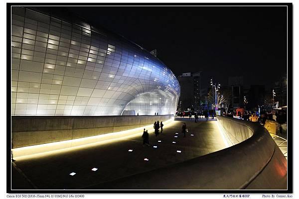 東大門設計廣場DDP