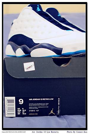 Air Jordan 13 Retro Low Hornets