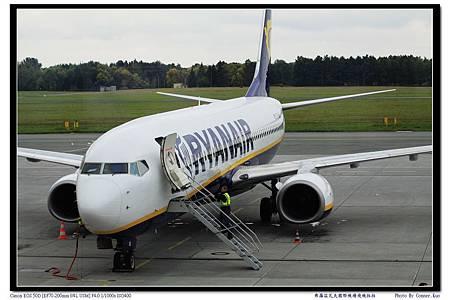 弗羅茲瓦夫國際機場飛機拍拍