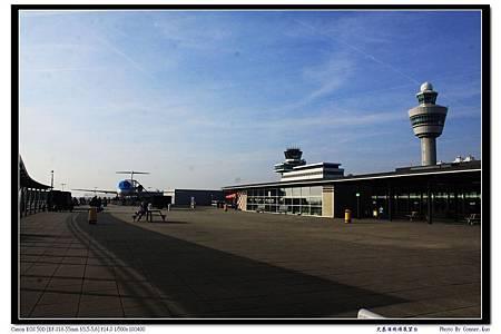 史基浦機場展望台