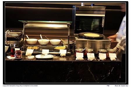 大倉新頤飯店早餐