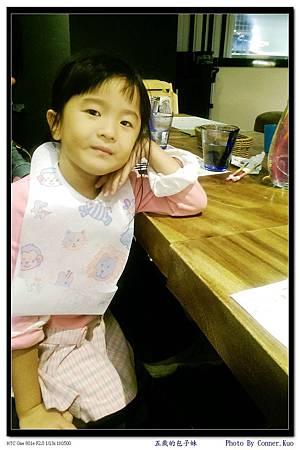 五歲的包子妹