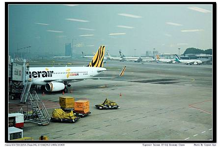 Tigerair Taiwan IT-512 Economy Class