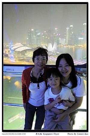 摩天輪 Singapore Flyer