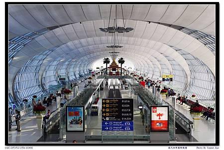 泰國曼谷蘇凡納布國際機場
