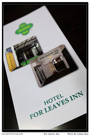 For Leaves Inn