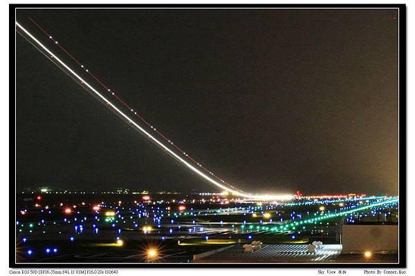 Sky View 夜拍