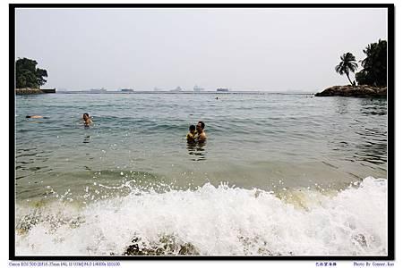 巴拉望海灘