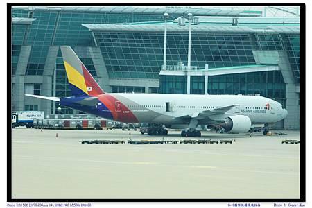 仁川國際機場飛機拍拍