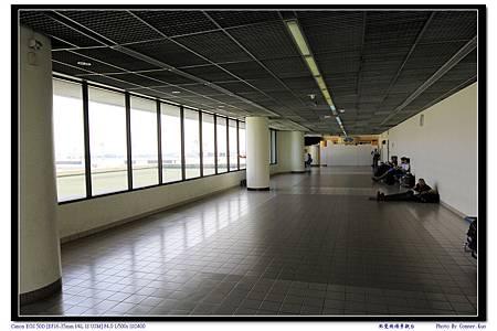 廊曼機場景觀台