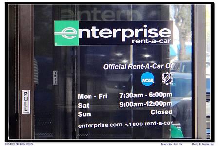 Enterprise Rent Car