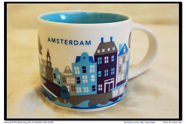 Starbucks Coffee Mug (Amsterdam)