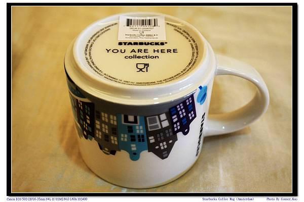 Starbucks Coffee Mug (Amsterdam)