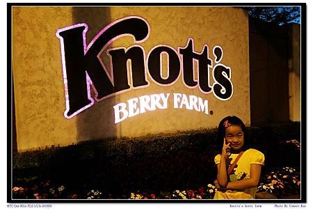 Knotts's berry farm