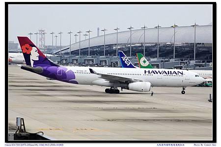 大阪關西國際機場飛機拍拍