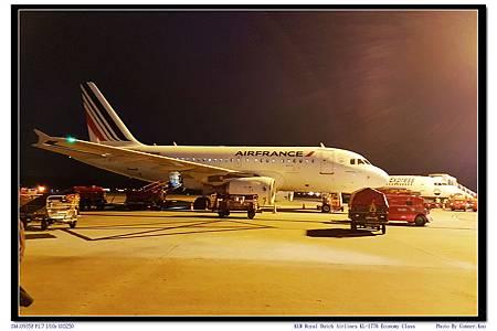 KLM Royal Dutch Airlines KL-1776 Economy Class