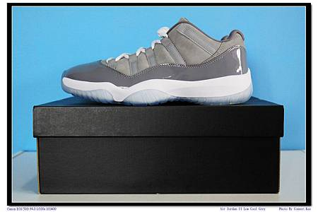 Air Jordan 11 Low Cool Grey