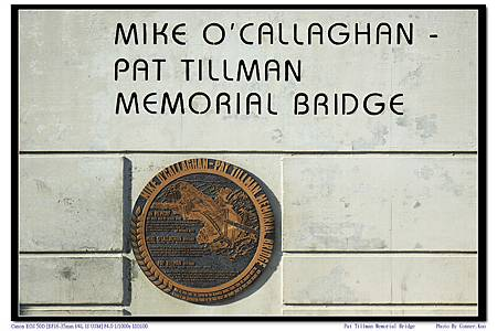 Pat Tillman Memorial Bridge