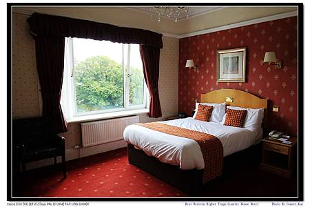 Best Western Higher Trapp Country House Hotel