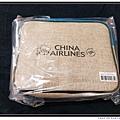 中華航空 A350 單色隨手包