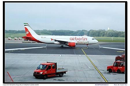 漢堡國際機場飛機拍拍