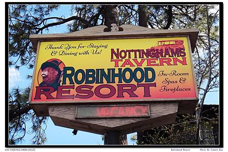 Robinhood Resort