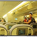China Airlines CI-150 Economy Class