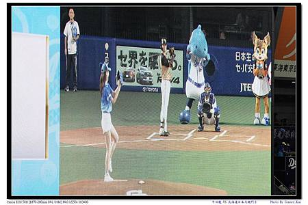 中日龍 VS 北海道日本火腿鬥士