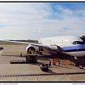 桃園國際機場飛機拍拍