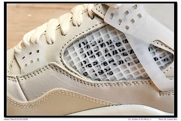 Air Jordan 4 Off-White x
