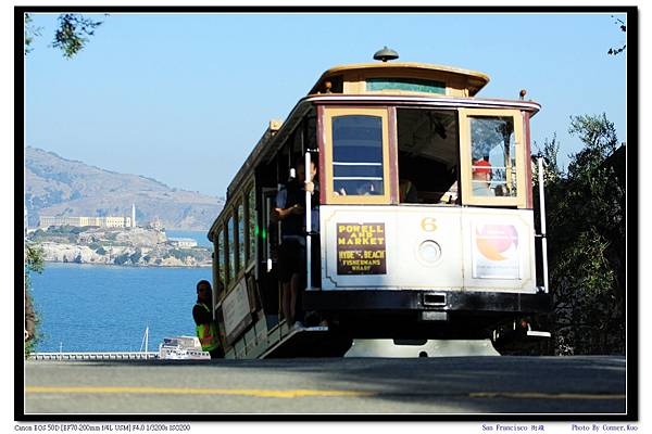 San Francisco 街頭