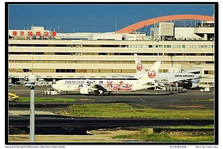 東京奧運彩繪機