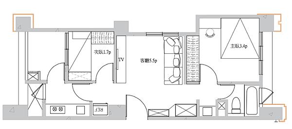 樂活輕裝修/設計師/預售屋客變/裝潢/房屋裝修/高CP值