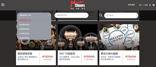 MasterCheers/Cheers快樂工作人/天下雜誌/管理/溝通/創業/職場/線上影音課程