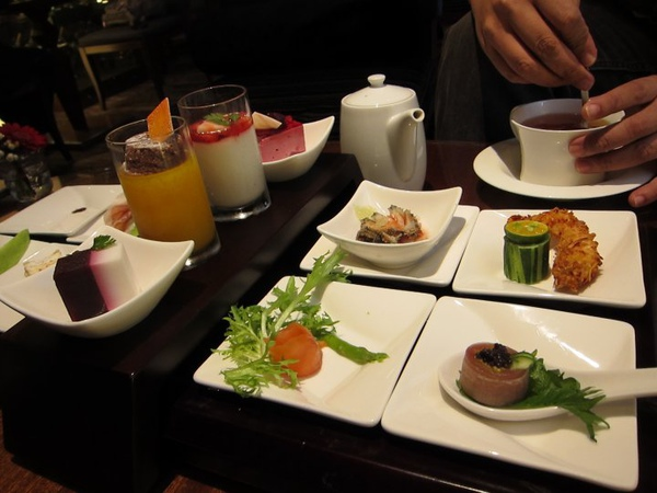 Afternoon tea @ Sheraton Hotel, Taipei