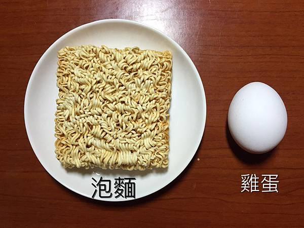 泡麵創意料理 材料.jpg