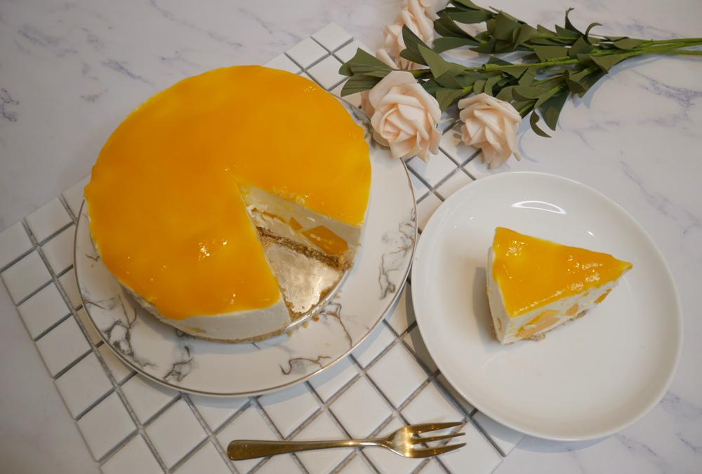 用冰箱做蛋糕-芒果起司蛋糕-免烤蛋糕教學25.jpg